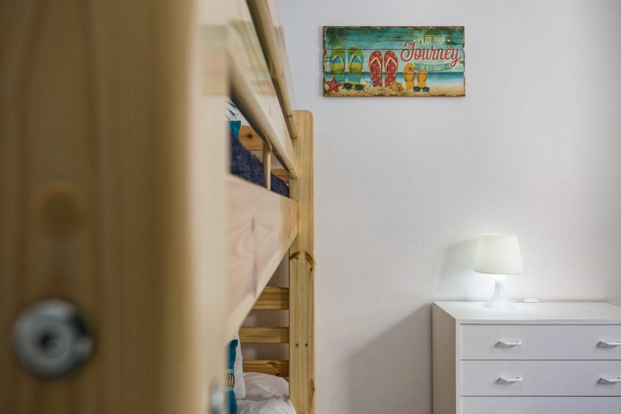 Decoração de interiores em Alojamento Local - Quarto