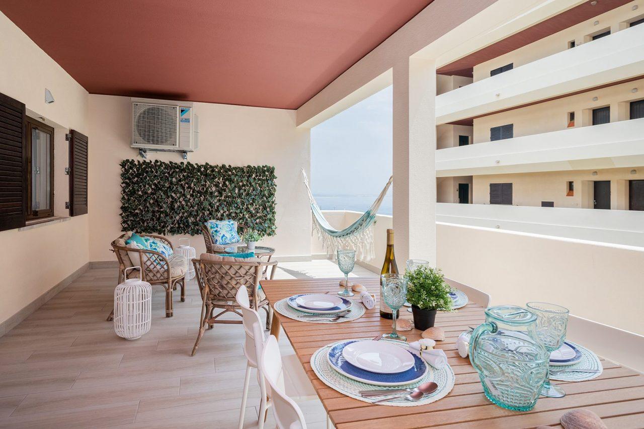 Design de Interiores e Home Staging - Varanda exterior